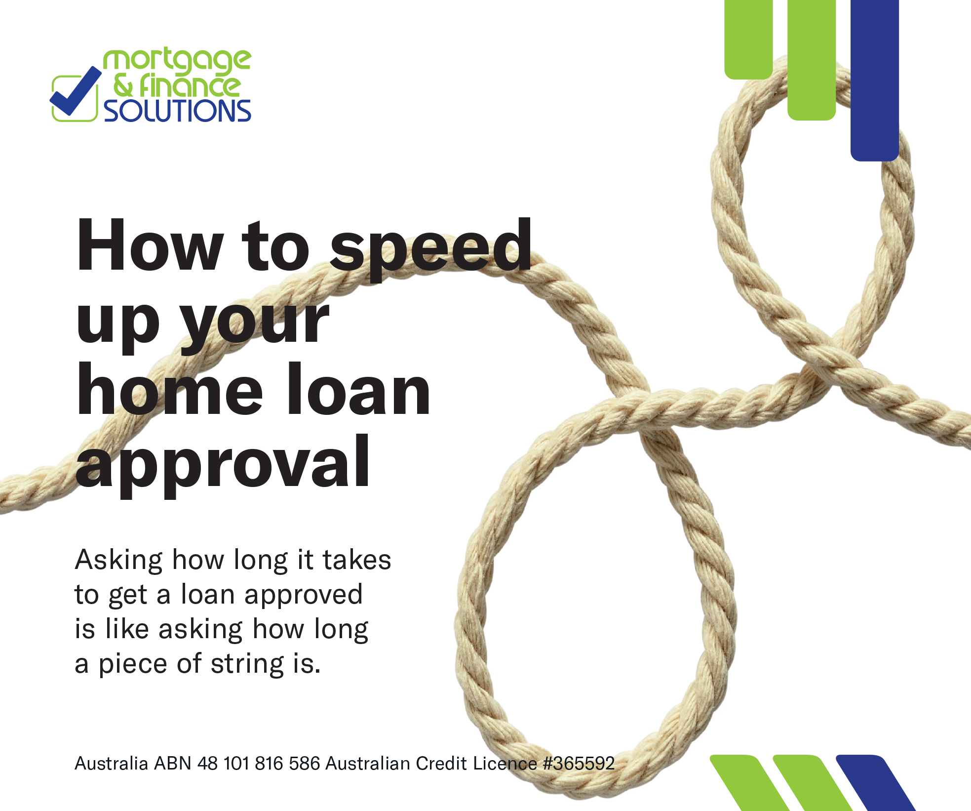 How to speed up your home loan approval