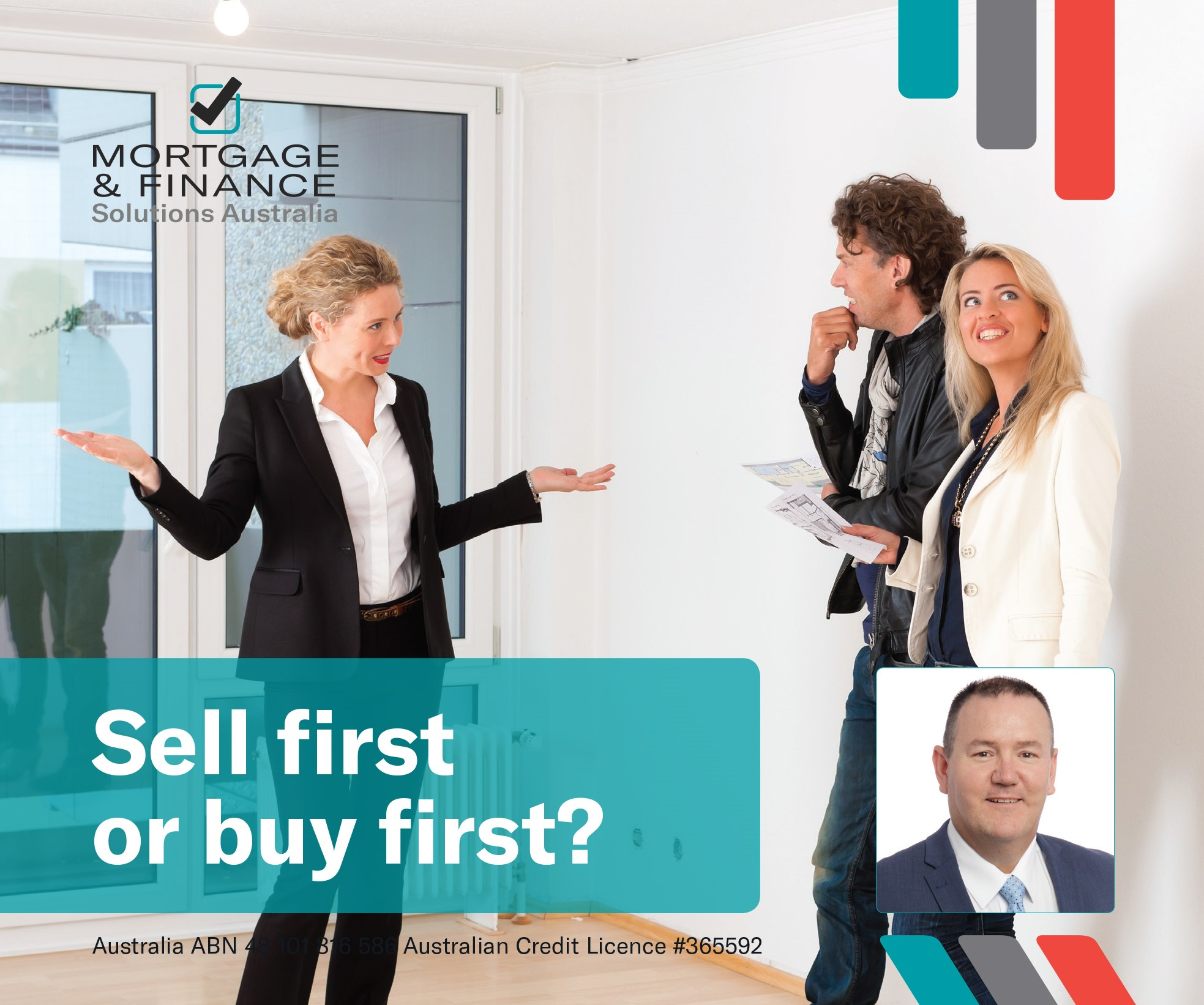 Sell first or Buy first?