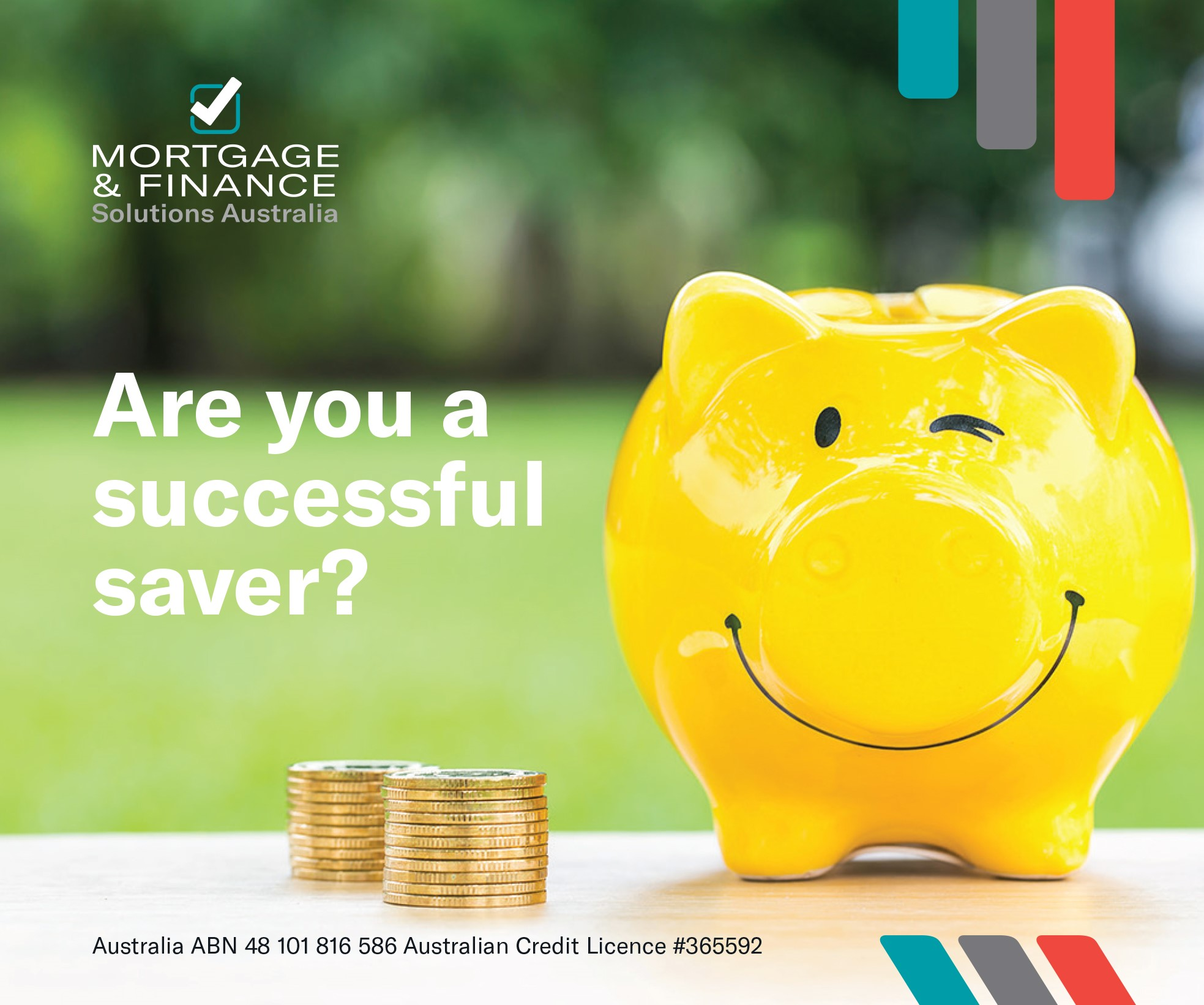 Are you a successful saver?