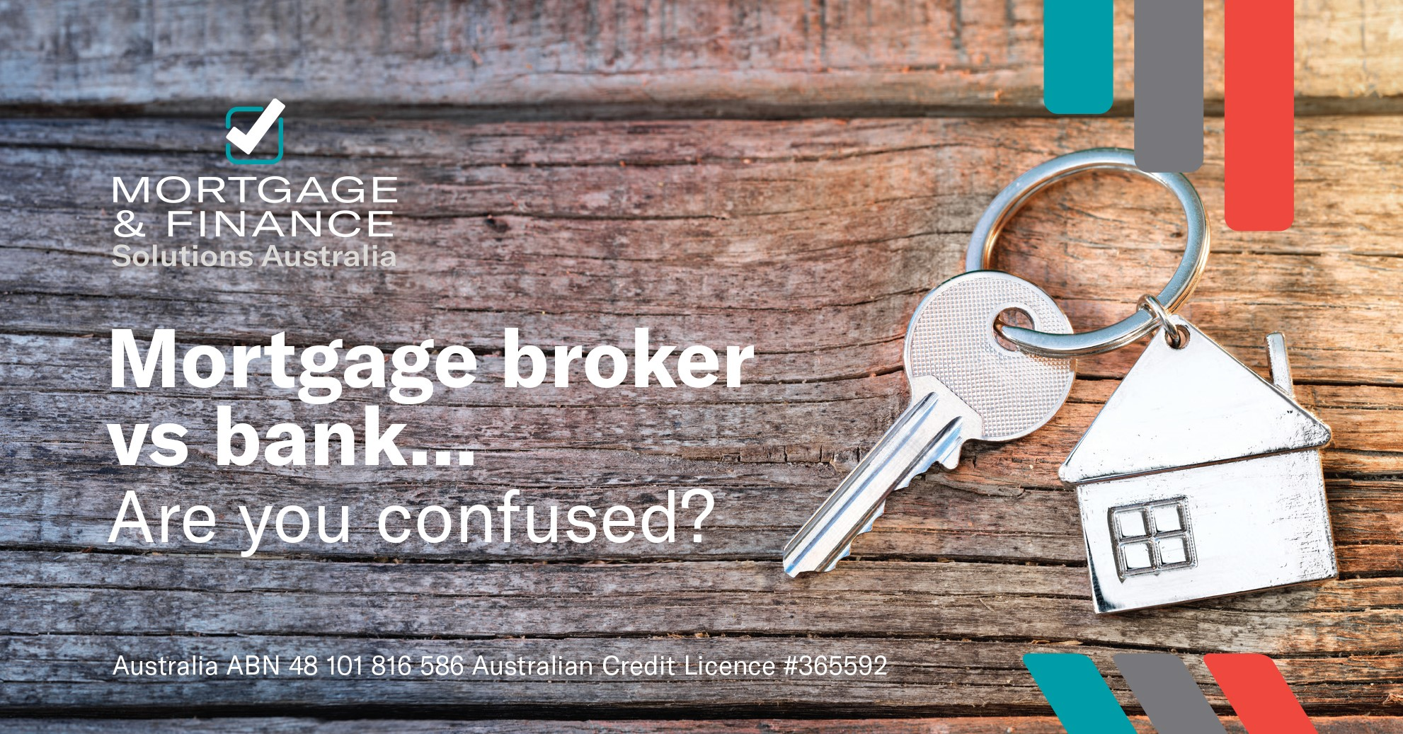Mortgage Broker VS Bank... Are you confused?