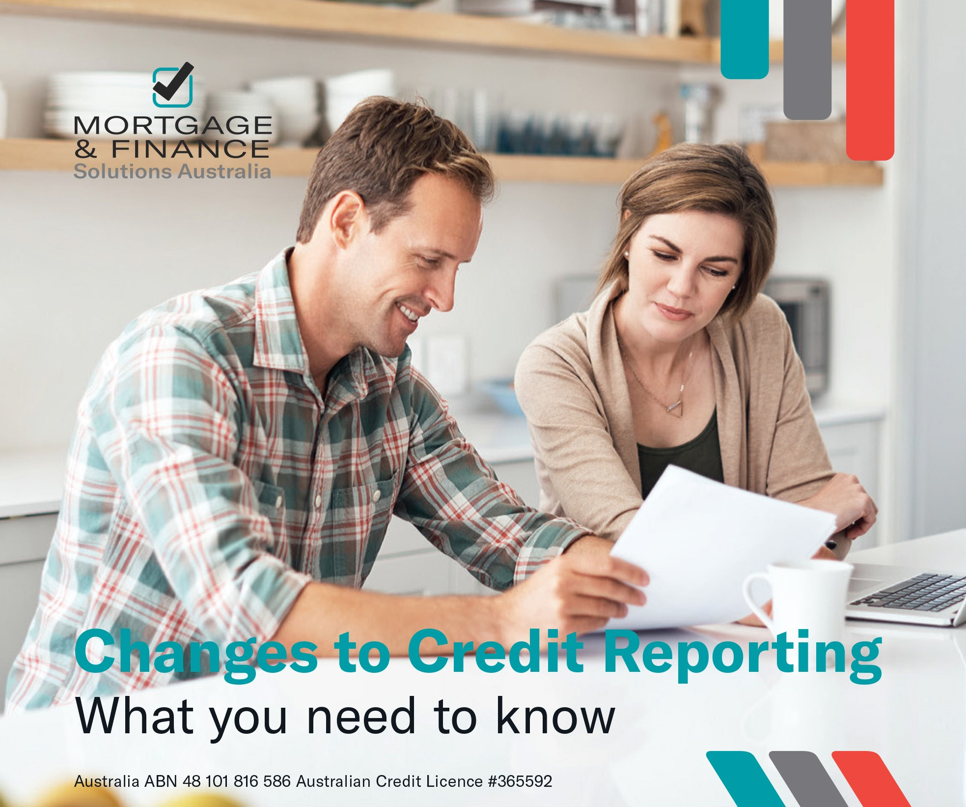 CHANGES TO CREDIT REPORTING… What you NEED to know!